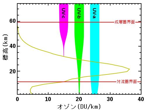 紫外線の科学 2. 紫外線の種類