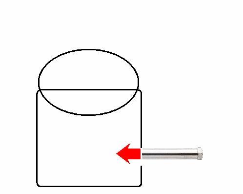 バーナーの着火源-熱風ヒーターの活用法