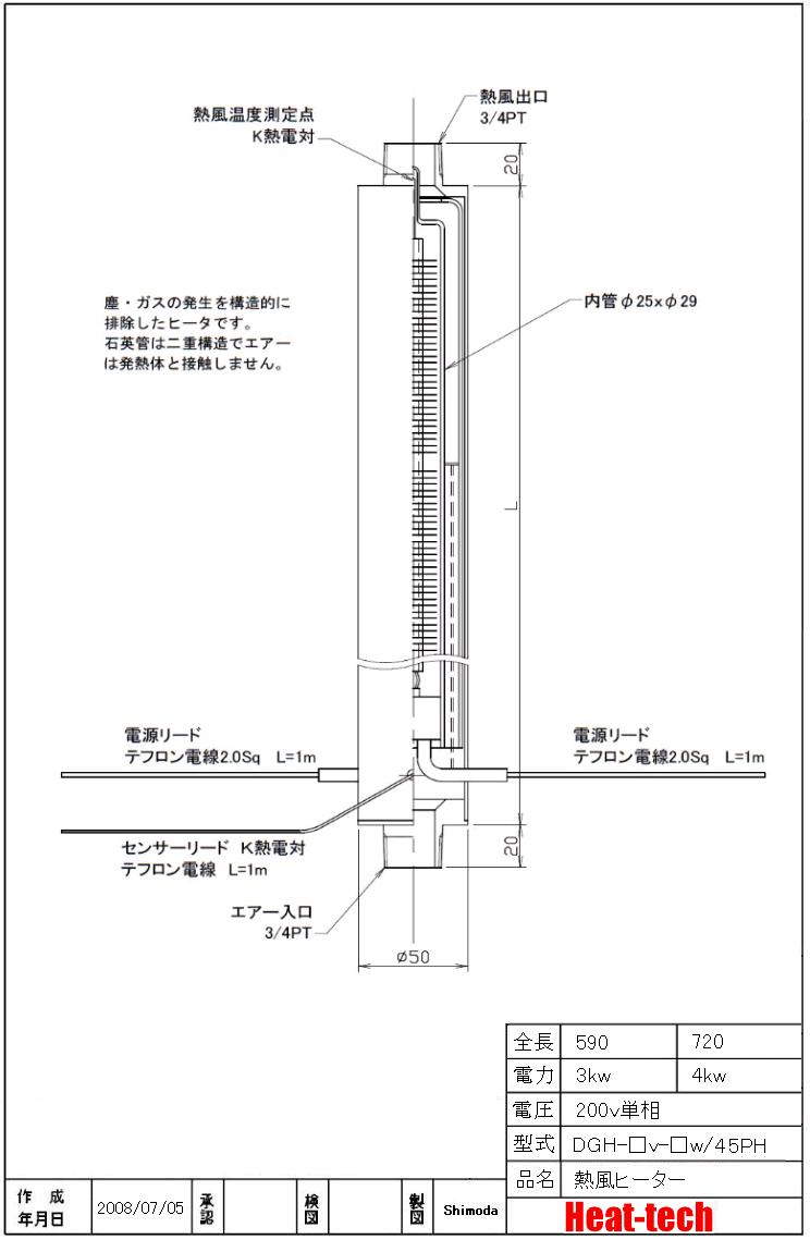DGH-□v-□w-45PH
