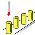 リチウム電池のヒートシュリンク