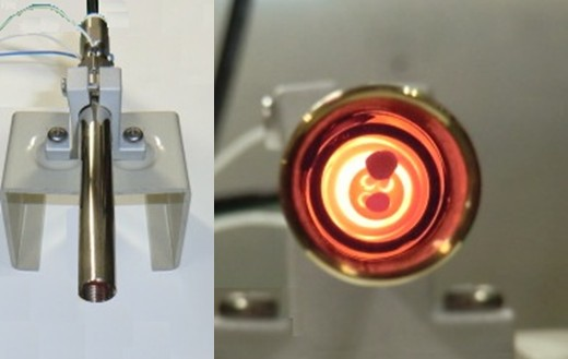 熱風ヒーター ラボキット 10PS-350 ポンプ付属仕様
