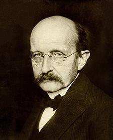 マックス・カール・エルンスト・ルートヴィヒ・プランク, 1858年4月23日 - 1947年10月4日 ドイツの物理学者