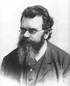 ルートヴィッヒ・エードゥアルト・ボルツマン, 1844年2月20日 - 1906年9月5日オーストリアの物理学者