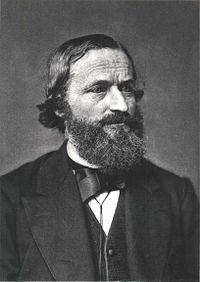 グスタフ・ローベルト・キルヒホフ, 1824年3月12日 - 1887年10月17日プロイセン(現在のロシアのカリーニングラード州)の物理学者