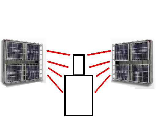 遠赤外線パネルヒーターによるエポキシ樹脂の硬化