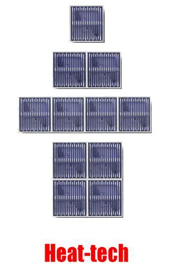 省エネ高速加熱 遠赤外線パネルヒーター PHXシリーズ