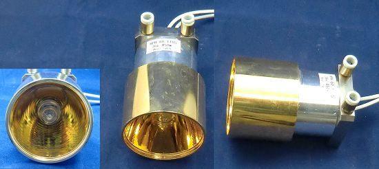 空冷式ハロゲンポイントヒーターHPH-60