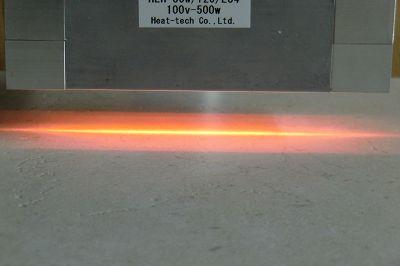 HLH-30A 超小型 空冷式集光型ハロゲンラインヒーター