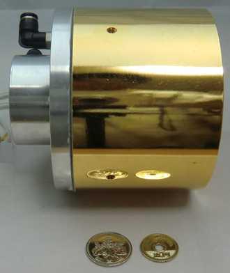 水冷式ハロゲンポイントヒーターHPH-120W