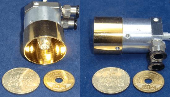 <<水冷ユニット外装型 HPH-30/f15/24v-75w + WCU-30>>
