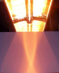 遠赤外線加熱と近赤外線加熱の使い分け-光加熱の物理