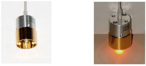 ハロゲンポイントヒーターの型式一覧