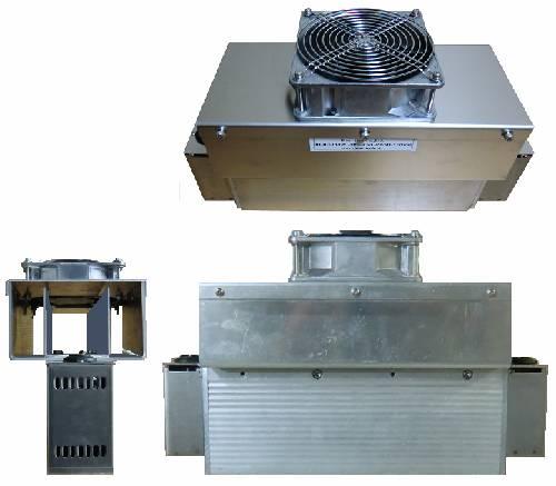 HLH-55A高性能 空冷式集光型ハロゲンラインヒーター