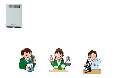 培養室の殺菌-紫外線殺菌と強力オゾン消臭 OZ-10、OZ-20の活用法