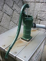 ポンプ-気体配管入門