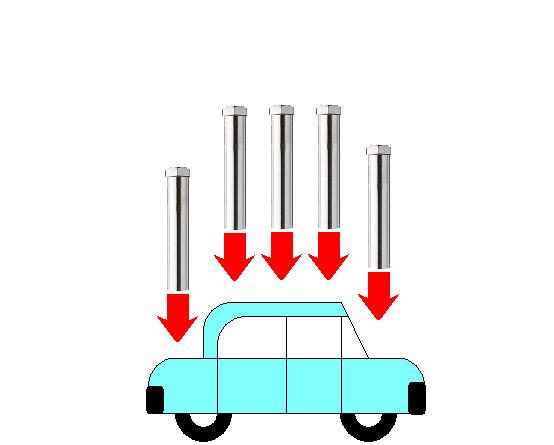 洗車後の熱風乾燥-熱風ヒーターの活用法