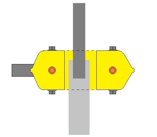 円筒ワークの熱カシメ・焼嵌め-ハロゲンリングヒーターの活用法
