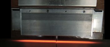 HLH-55A 高性能線加熱用 空冷式集光型ハロゲンラインヒーター