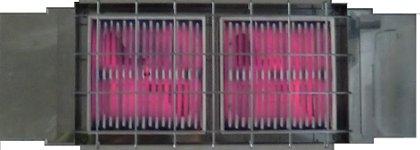 省エネ高速加熱 遠赤外線パネルヒーター PHシリーズ 概要