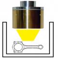 耐熱金属の性能テスト-ハロゲンポイントヒーターの活用法