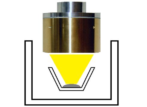 ハロゲンポイントヒーターによるセラミックスの合成
