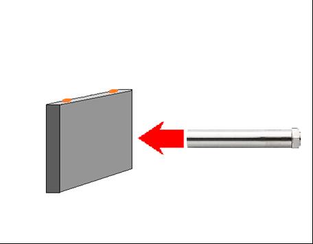 熱風ヒーターによる二次電池の温度性能評価試験