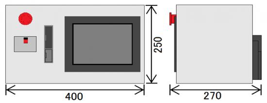 SSC 標準型外形図