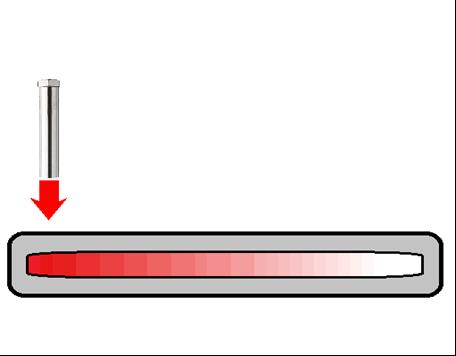 ヒートパイプの差温検査-熱風ヒーターの活用法