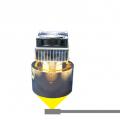 スパチュラ(薬匙)の高温光殺菌-ハロゲンポイントヒーターの活用法