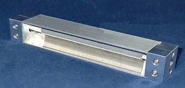 高速加熱 集光型 遠赤外線ラインヒーターFLH-30シリーズ