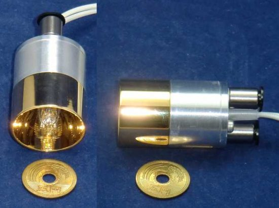 小型空冷式ハロゲンポイントヒーターHPH-30A