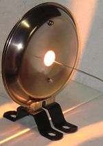 Halogen Ring Heater