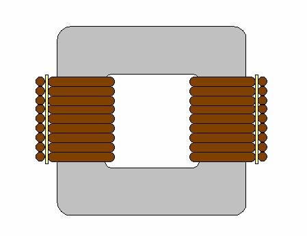 耐熱耐薬品絶縁保護テープによる変圧器の層間絶縁