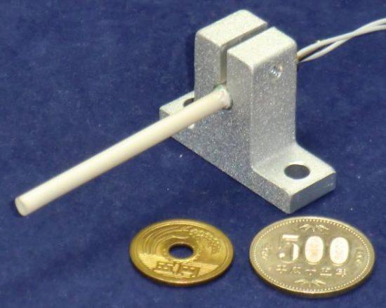 《 超小型熱風ヒーター 》ABH-4M