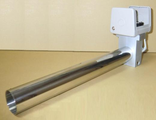 《 クリーンルーム・耐環境用熱風ヒーター 》DGH-38PH