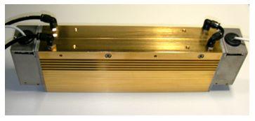 標準型のラインヒーター「HLH-55W/f25/L280/H18/200v-5kw」を使用したデータです