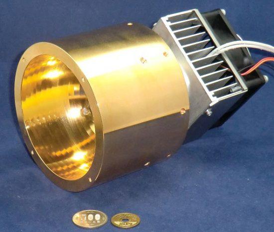 冷却ファン搭載型 HPH-120FA/f45/200v-1kw