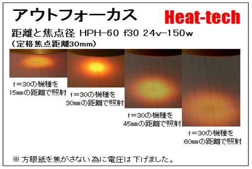 ハロゲンポイントヒーターHPH-60