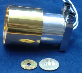 水冷ユニット外装型 HPH-60FA/f30/36v-450w + WCU-60