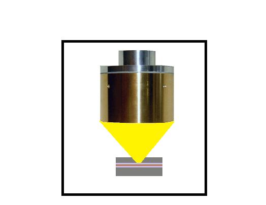 ハロゲンポイントヒーターによる多層膜ポリマーフィルムの成形