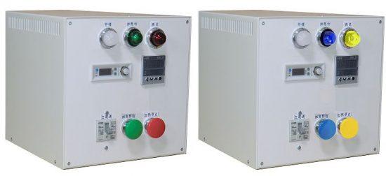 高機能 熱風ヒーターコントローラーAHC2の概要