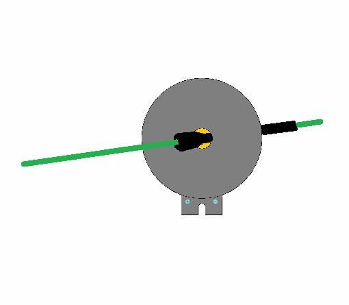 ハロゲンリングヒーターによるワイヤーハーネスのヒートシュリンク