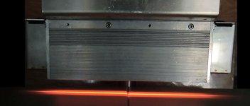 高性能集光型ハロゲンラインヒーター HLH-55シリーズ