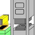 カーボンクロスの予熱軟化-ハロゲンラインヒーターの活用法