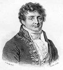 フーリエ の法則--熱伝導方程式-熱流束密度 は温度勾配に比例する-ジャン・バティスト・ジョゼフ・フーリエ男爵