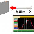 二次電池の温度性能評価試験