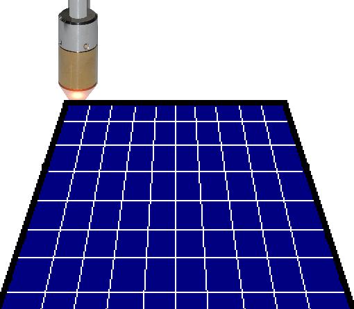 ソーラーパネル(太陽電池モジュール)の精密検査-ハロゲンポイントヒーターの活用法