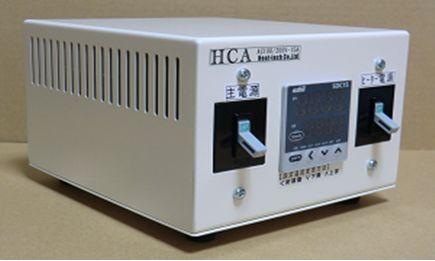 温度調節器搭載ヒーターコントローラー