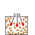 カカオ豆の熱風焙煎-熱風ヒーターの活用法
