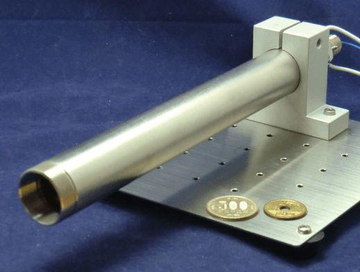 《 高温中型熱風ヒーター 》ABH-23PS